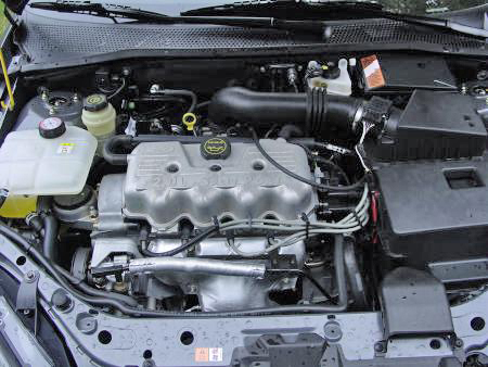 What Engine Do I Have Ford Focus Engine Types Fswerks